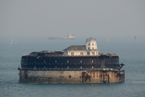 No Mans Land Fort Solent England  Photo by Huw Millington