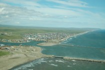 Nome Alaska - at some point it was the largest settlement in Alaska