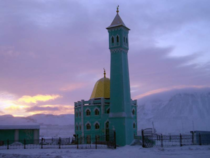 Nord Kamal Mosque The northernmost mosque in the world Norilsk Russia
