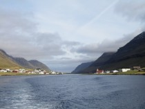 Nordepil and Hvannasund Faroe Islands