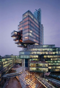 NordLB Office Building Hanover Germany