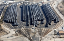 Norfolk Southern coal yard
