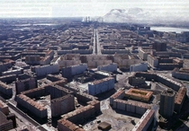 Norilsk Russia just incredible