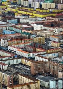 Norilsk Russia One of Worlds Most Toxic Towns