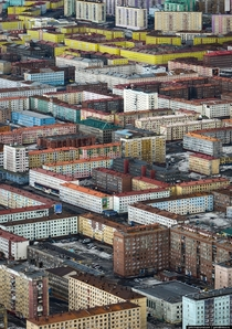 Norilsk Russia - the Northernmost city on Earth