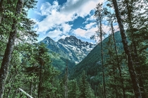 North Cascades National Park Washington- A perfect view  C levimorgan