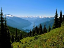 North Cascades NP The most underrated of the US national parks