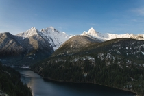 North CascadesDiablo Lake WA