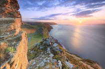 North Devon is a very under appreciated part of the world Valley of the Rocks  UK