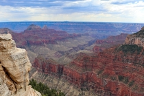 North Rim Grand Canyon Im sure it gets posted a lot but Im so excited to have finally seen it this week