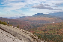 North Sugarloaf White Mountains New Hampshire