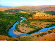 Northern Iraq Landscape