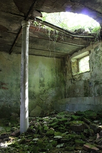 Northern Italy - Abandoned House