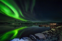 Northern lights over Norway Photo credit to Luca Candido