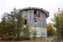 Northern ontario radar station