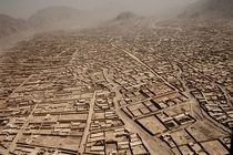 Northern outskirts of Kandahar City Afghanistan by Adam Ferguson