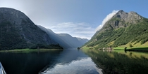 Norway is such a beautiful country - near Sognefjord Norway