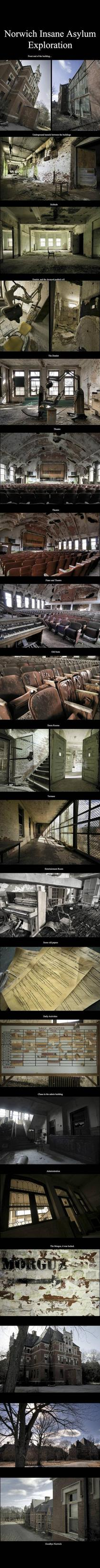Norwich Insane Asylum