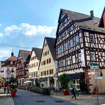 Not a city but a town Nagold Germany