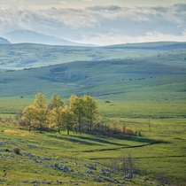 Not a painting My ancestors land Livno Bosnia Cant wait to go there for holidays to take a breather