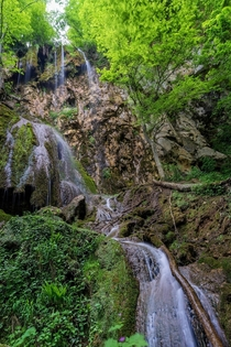 Not Plitvice waterfalls but still in Croatia Zumberak nature Park this afternoon