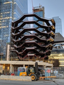 Not sure what purpose it serves but Id like to walk on it th Avenue near th street NYC Taken with my google pixel   x