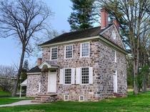 Not the typical post but I find Washingtons headquarters in Valley Forge to be peak achievement of functional and affordable colonial architecture a local Quaker owned the house before and after Washingtons stay