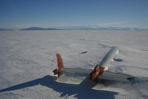 Not this subs typical post but still plane cool The Pegasus crash Antarctica