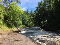 Nothing compares to momentarily escaping city life to enjoy the beauty of nature - Porcupine Mountains State Park in the UP