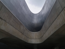 Nothing flat about the Dongdaemun Design Plaza in Seoul Designed by Zaha Hadid
