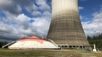 Nuclear reactor left to rot in Elma Wa