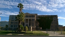 Nueces County Courthouse in Corpus Christi Texas