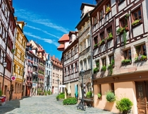 Nuremberg Old Town Germany Beauty amp Tradition Matters