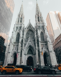 NYC - St Patricks Cathedral