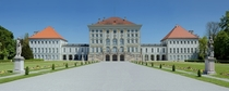 Nymphenburg palace in Munich Germany