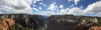 Observation Point - Zions National Park