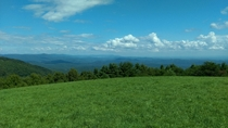 OC Blue Ridge Parkway North Carolina  x