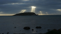 OC My friends dad captured some magic in Victor Harbor South Australia