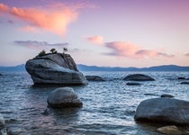 OC - One More From My Bonsai Rock Visit - Lake Tahoe