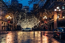 Occidental Square Seattle
