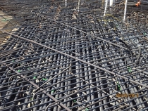 Ocean of Rebar in Bridge Deck