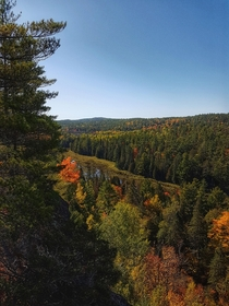 October on Manitou Mountain Calabogie Ontario Canada  OC