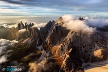 Odle mountains South Tyrol Italy  by Roberto Moiola