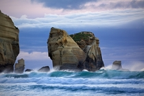 Off the coast of Otago New Zealand Photo by Kah Kit Yoong  xpost from rSeaPorn