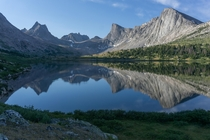 Off-trail adventures in the Wind River Range Wyoming