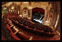 Often referred to as the forgotten borough Staten Island plays host to an absolutely stunning theatre St George Theatre