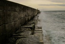 Ogden Point Breakwater Canada