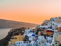 Oia on the Greek island of Santorini Soroush Etemad