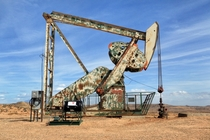Oil Well API -- Aneth U E Resolute Natural Resources Greater Aneth Field Navajo Reservation San Juan County Utah  by Alan Cressler  x-post rHI_Res