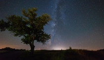 Oklahomas Stars - Near Clinton amp Elk City Tonight -